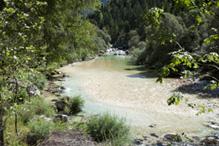 Flod i Slovenien hel