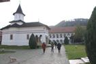 Klostret i Sambata de Sus.