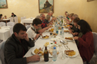 Ashot Yezkart Restaurant Armenien.
