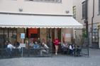 Birrificio La Piazza, Turin, Italien.