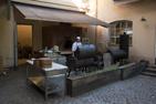 150711 Rumänien Cluj-Napoca Restaurant Boema 3 liten